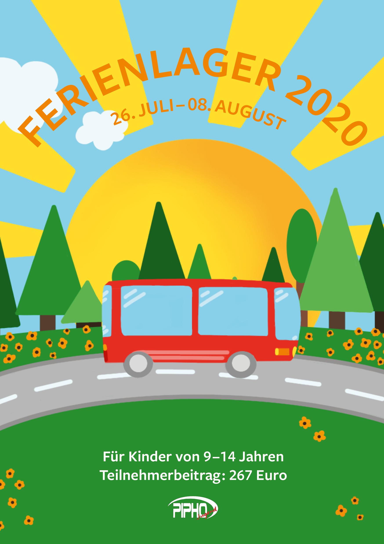 Ferienlager 2020 – Auf geht´s!