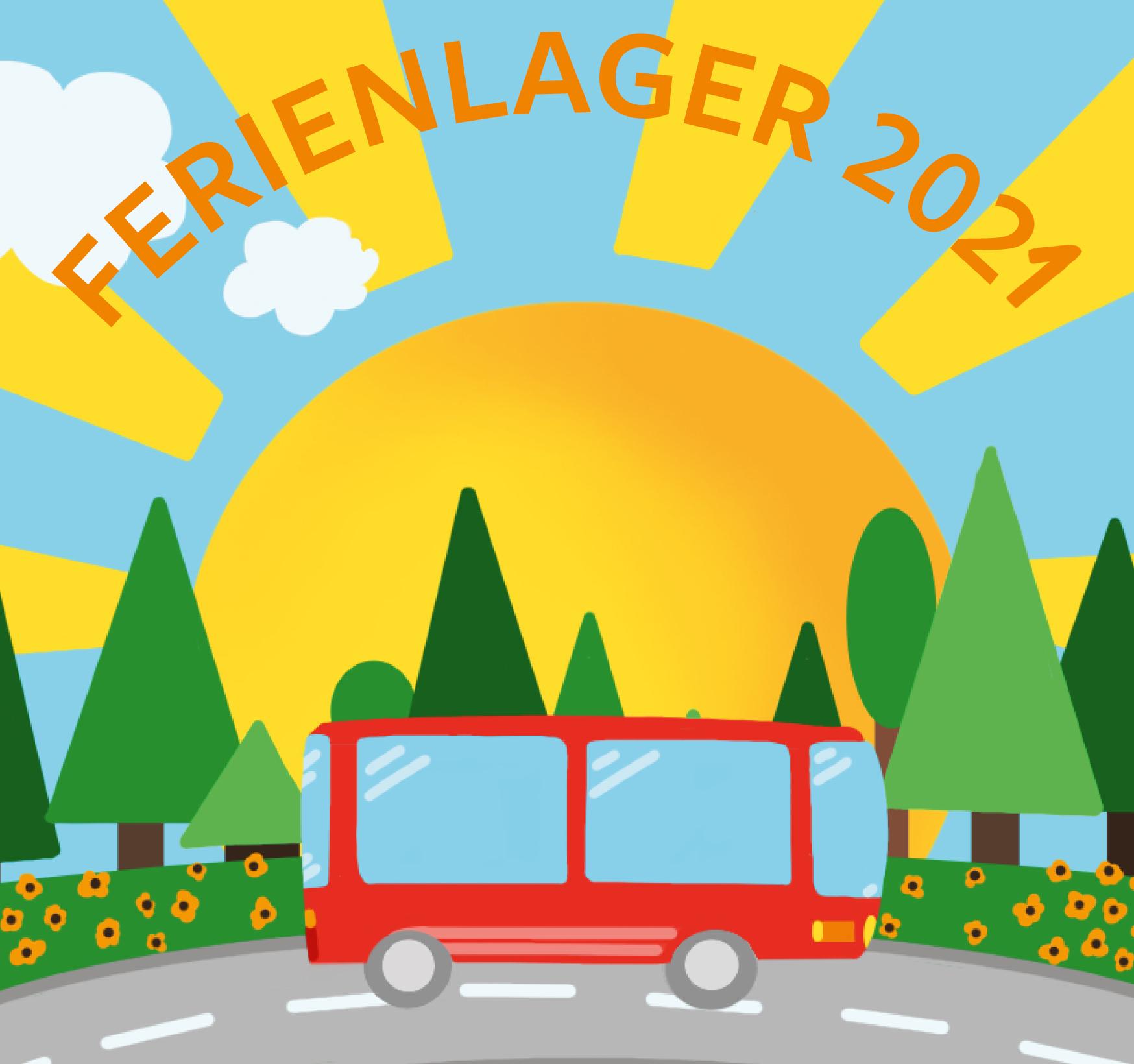 Ankündigung: Ferienlager 2021